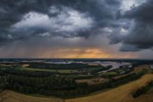 Panorama Unwetter