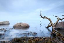 Langzeitbelichtung - Ostsee