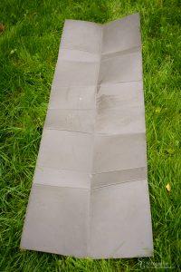 BW ISO Matte von Mil-Tec ausgefaltet