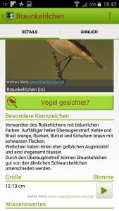 Die Vogel Apps